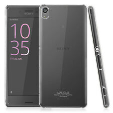 Imak For Sony Xperia XA  F3111 Transparent Crystal Clear Hard Case Cover F3115