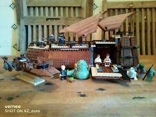 Lego Star Wars jabbas sail barge 6210 gebraucht, guter Zustand.