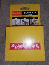 Kodak Kodachrome Ii 50ft. Super 8 Daylight Color Movie Film Expired 05/1975