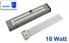 Philips UVC Lampe 18 Watt UV-C Teich Klärgerät Entkeimung Desinfektion Algen