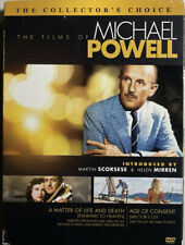 The Films Of Michael Powell: Age Of Consent/Stairway To Heaven (2 DVD Set 2009)