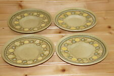 """Franciscan Reflections (4) Saucers, 5 5/8"""""""