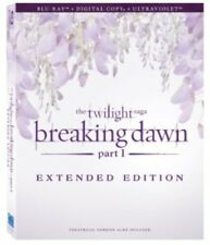 The Twilight Saga: Breaking Dawn, Part 1 [New Blu-ray] Extended Edition