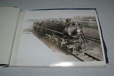 1934  #2651 Northern Pacific Railroad Engine A-2 8x10  Builders Photo Portfolio