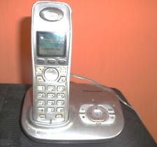Kabellose Haustelefon  Panasonic KX-TG8021G mit Anrufbeantworter