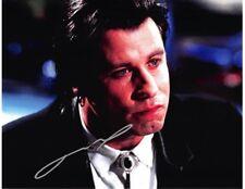 John Travolta Pulp Fiction Original Autograph 8x10 *Free Shipping*