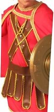 ROMAN SOLDIER VINYL CHEST SKIRT ARMOR Costume Acces Easter Pageant Christmas CO2