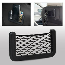 Car String Mesh Storage Bag Pouch Net Organizer Holder for phone & Gadget & Key