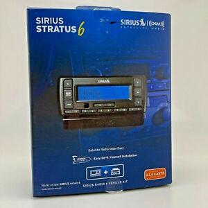 NEW Sirius XM Satellite Radio Stratus 6   Vehicle Kit   Model SDSV6V1   Open Box