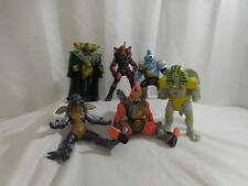Power Rangers Evil Space Aliens 6 Vintage 1993 Bandai Mighty Morphin Figures Lot