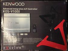 Kenwood KOS-V1000 Advanced Intergration A/V Controler
