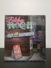Filthy Rich The 3D Game Of Capitalism 1998 Wizards Of The Coast. Complete