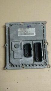 Smart Fortwo 450 MC01 Steuergerät Motor Motorsteuergerät 0003107V006 0261205004
