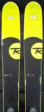 15-16 Rossignol Soul 7 Used Men's Demo Skis w/Bindings Size 180cm #819653