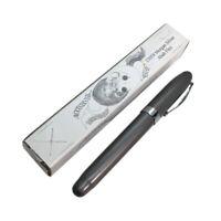 Noodler's Ahab Flex Fountain Pen - 15059 - Morgan Silver