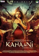 Kahaani (2012) - Vidya Balan, Parambrata Chatterjee -bollywood hindi movie dvd