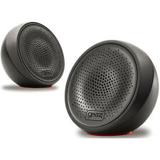 NEW GEAR4 XORB MINI TRUE WIRELESS BLUETOOTH STEREO PORTABLE SPEAKERS BLACK - x2