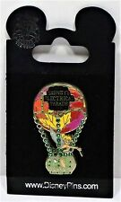 Disney Electrical Parade Tinker Bell Riding In Hot Air Balloon Jeweled Pin RARE