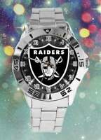 Watch Men NFL Oakland Raiders