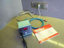 Weller WDD80V Entlötstation ähn. Der WDD81V powerunit desolderingstation