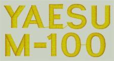 Yaesu M-100 Ham Radio Amateur Radio Dust Cover