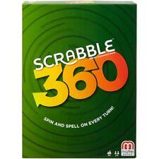 SCRABBLE FFP73 Game Green