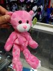 The bear mill, Pink Heart Bear 8 inch unstuffed