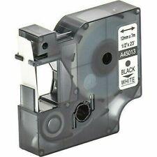 Nastro Compatibile Dymo D1 45013 Ricambi Etichettatrice Label Manager Cassetta