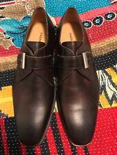 Magnanni Marco Mens Shoes 9.5 US D Brown Catalux New Rare
