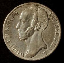Kgr. Niederlande, Wilhelm II., 1 Gulden 1848