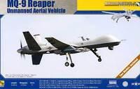Skunkmodel (2x) MQ-9 Reaper USAF US Air Force RAF Royal Afghanistan 1:72 Modell