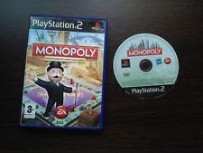 Monopoly Play Station 2 PS2 PAL ESPAÑOL