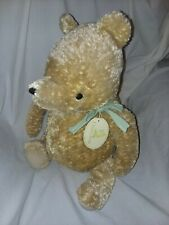 Winnie the Pooh Stuffed Plush Nursery Decor Bear vintage classic disney