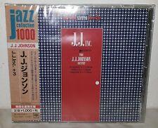 CD J.J. JOHNSON SEXTET - JAPAN SICP 3987