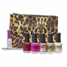 Orly - Wild Thing 2019 Nail Polish Collection - 8 Piece Set
