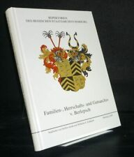 Familien-, Herrschafts- und Gutsarchiv v. Berlepsch. [Bearbeitet von Steffen Arn