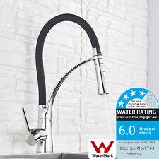 Brass 360° Swivel Spout Chrome Kitchen Laundry Sink Mixer Tap Basin Faucet