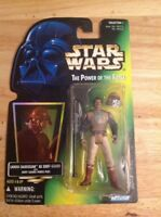 Kenner Star Wars Power Of The Force 2 Hologram Lando Calrissian As Skiff Guard