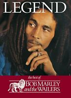 Legend DVD Bob Marley  and The Wailers Island 2003 DVD Come Nuovo
