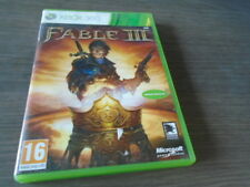 POUR XBOX 360 FABLE III