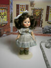 Vogue Ginny Doll w/ Outfit Green White Dress Shoes Hat