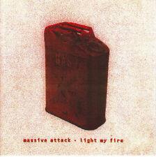 MASSIVE ATTACK - LIGHT MY FIRE