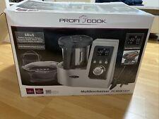 Profi Cook PC-MKM 1104 Küchenmaschine - Silber
