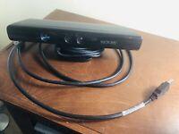 Genuine Microsoft Xbox 360 Kinect Motion Sensor Bar Model 1414 & HDMI Cord