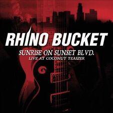 Sunrise On Sunset BLVD.: Live At Coconut Teaszer by Rhino Bucket New!