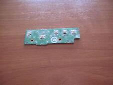 Original Einschaltplatine ,AN & AUS Board MS-163AA VER 1.0 aus MSI GX600