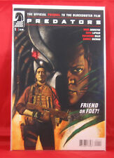 Predators Movie Prequel #1 (Dark Horse 2010) Bagged and Boarded NM/M+!