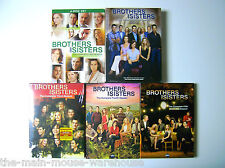 Brothers and Sisters Brothers & Sisters Complete Series Season 1 2 3 4 5 on DVD