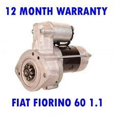 FIAT FIORINO 60 1.1 1988-93 STARTER MOTOR 12 MONTH WARRANTY