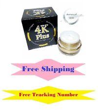 4K PLUS Whitening Night Cream Ginseng Anti-Aging Reduce Acne Wrinkle Black Spots